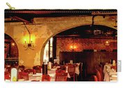 French Country Restaurant Carry-all Pouch