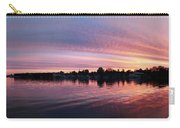 French Creek Sunrise Carry-all Pouch