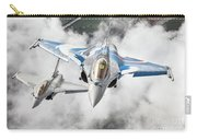 French Dassault Rafale Formation 1 Carry-all Pouch