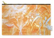 French Floral 2 Carry-all Pouch