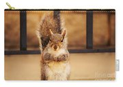 French Fry Eating Squirrel2 Carry-all Pouch