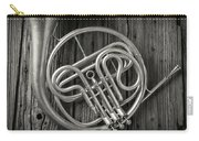 French Horn 2 Carry-all Pouch