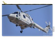 French Navy Westland Sea Lynx Carry-all Pouch