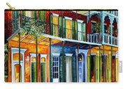 French Quarter Charm Carry-all Pouch
