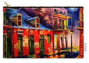 French Quarter Dazzle Carry-all Pouch