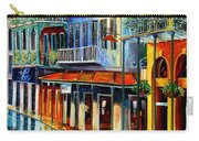 French Quarter Sunrise Carry-all Pouch
