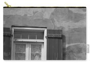 French Quarter Window Carry-all Pouch