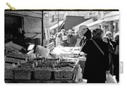 French Street Market Carry-all Pouch
