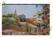 French Village Carry-all Pouch