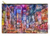 Frenzy New York City Carry-all Pouch