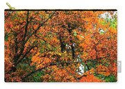 Fresco Autumn Diptych Left Carry-all Pouch