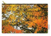 Fresco Autumn Diptych Right Carry-all Pouch