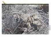Fresh Coat Of Snow Carry-all Pouch