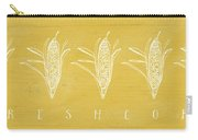 Fresh Corn- Art By Linda Woods Carry-all Pouch