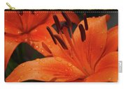 Fresh Floral Delight Carry-all Pouch