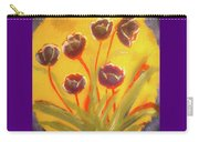 Fresh Flowers- 2nd In Series- The Dawn Carry-all Pouch