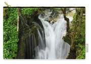 Fresh Green Forest In Spring At Lepenica River Gorge At Sunikov  Carry-all Pouch