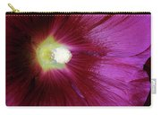 Fresh Hollyhock Carry-all Pouch