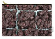 Fresh Marionberries Carry-all Pouch