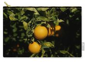 Fresh Oranges Carry-all Pouch