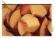 Fresh Peaches Carry-all Pouch