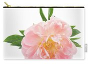 Peony Flower Bud Carry-all Pouch