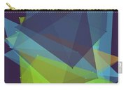 Fresh Polygon Pattern Carry-all Pouch