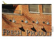 Fresh Produce Signage Carry-all Pouch