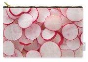 Fresh Radishes Carry-all Pouch by Steve Gadomski