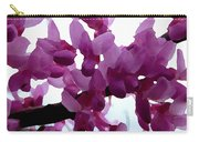 Fresh Redbud Blooms Carry-all Pouch