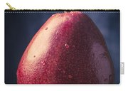 Fresh Ripe Red Pear Carry-all Pouch