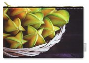 Fresh Ripe Starfruits Carry-all Pouch