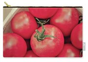 Fresh Ripe Tomatoes Carry-all Pouch