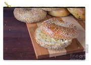 Fresh Sesame Bagel Carry-all Pouch