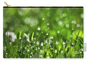 Fresh Spring Morning Dew Carry-all Pouch