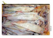 Fresh Squid On A Market Stall Carry-all Pouch