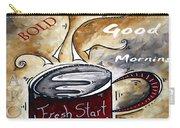 Fresh Start Original Painting Madart Carry-all Pouch