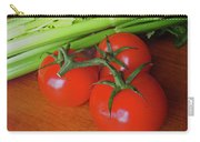 Fresh Tomatoes Carry-all Pouch