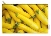 Fresh Yellow Squash  Carry-all Pouch