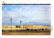 Fresno County Pastoral Carry-all Pouch