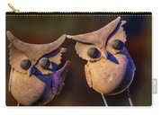 Frick And Frack Carry-all Pouch