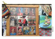 Frida Kahlo Display II Carry-all Pouch