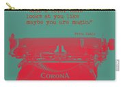 Frida Kahlo Quote Carry-all Pouch
