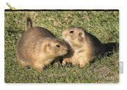 Friendly Prairie Dogs Carry-all Pouch