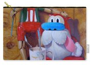 Friends 2  -  Pinocchio And Stimpy   Carry-all Pouch