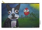 Friends Don't Fly Away Carry-all Pouch