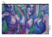 Friends - Girls Clubbing  Carry-all Pouch