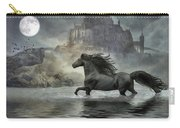 Friesian Fantasy Revisited Carry-all Pouch