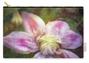 Frilled Clematis 1201 Idp_2 Carry-all Pouch