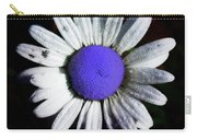 Fringe - Blue Flower Carry-all Pouch